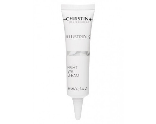 CHRISTINA Illustrious Night Eye Cream 15ml