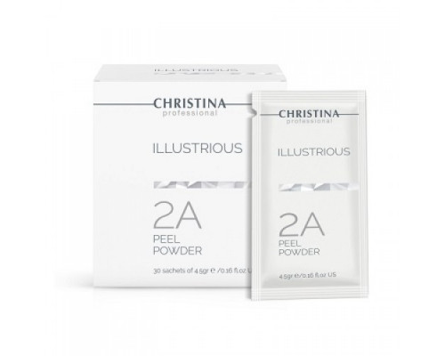 CHRISTINA Illustrious Peel Powder (Step 2a) 30x4.5gr