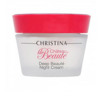 CHRISTINA Chateau de Beaute Deep Beaute Night Cream 50ml