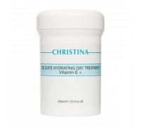 CHRISTINA Delicate Hydrating Day Treatment + Vitamin E 250ml