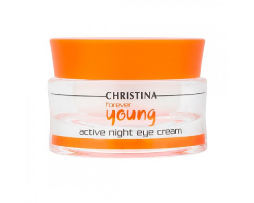 CHRISTINA Forever Young Active Night Eye Cream 30ml