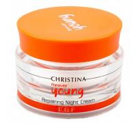 CHRISTINA Forever Young Repairing Night Cream 50ml
