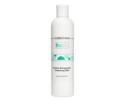 CHRISTINA Fresh Aroma Therapeutic Cleansing Milk for Oily & Combined Skin 300ml