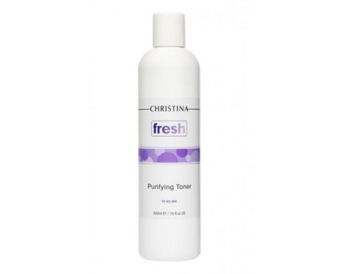 CHRISTINA Fresh Purifying Toner for Dry Skin 300ml