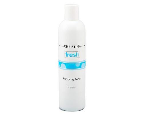 CHRISTINA Fresh Purifying Toner for Normal Skin 300ml