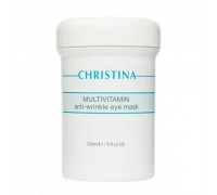 CHRISTINA Multivitamin Anti Wrinkle Eye Mask 250ml