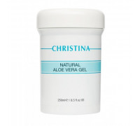 CHRISTINA Natural Aloe Vera Gel 250ml