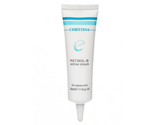 CHRISTINA Active Cream With Retinol & Vitamin E 30ml