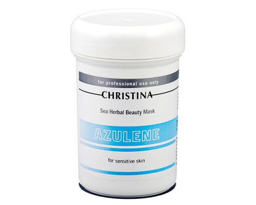 CHRISTINA Sea Herbal Beauty Azulene Mask for Sensitive skin 250ml