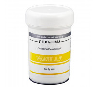 CHRISTINA Sea Herbal Beauty Vanilla Mask for Dry skin 250ml
