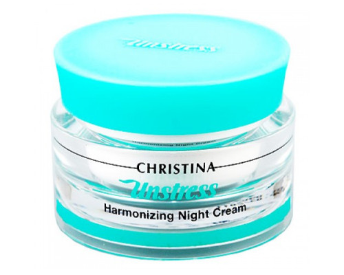 CHRISTINA Unstress Harmonizing Night Cream 50ml