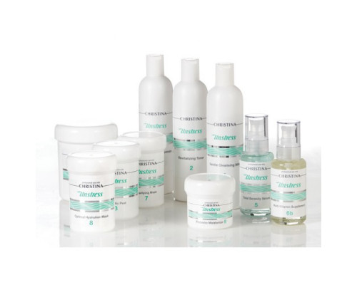 CHRISTINA Unstress Salon Professional Kit