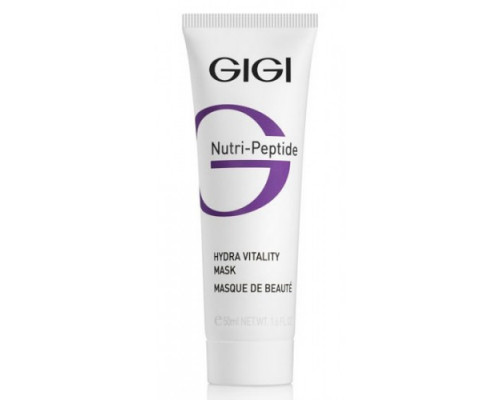 GIGI Nutri Peptide Hydra Vitality Mask 50ml