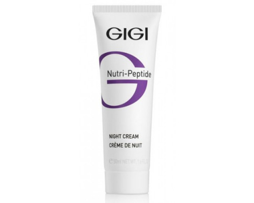 GIGI Nutri Peptide Night Cream 50ml