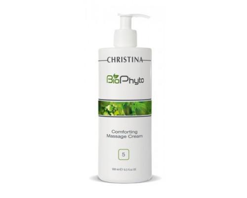 CHRISTINA Bio Phyto Comforting Massage Cream (Step 5) 500ml