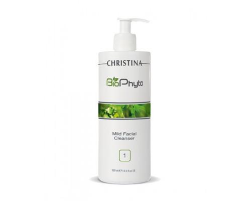 CHRISTINA Bio Phyto Mild Facial Cleanser (Step 1) 500ml