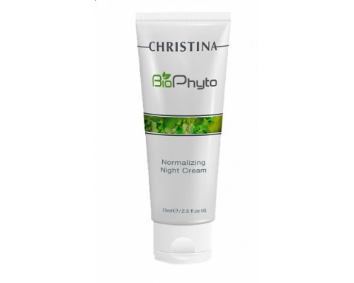 CHRISTINA Bio Phyto Normalizing Night Cream 75ml