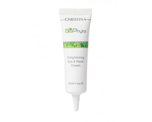CHRISTINA Bio Phyto Enlightening Eye & Neck Cream (Step 9) 75ml