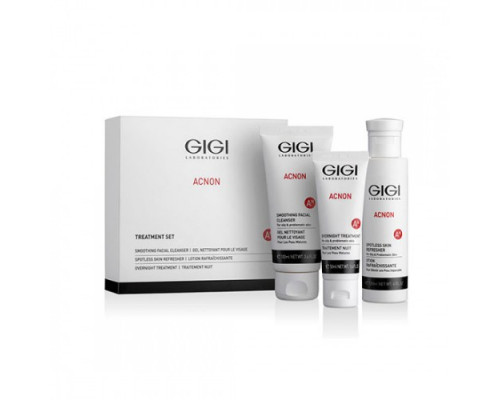 GIGI Acnon Acne Treatment Set