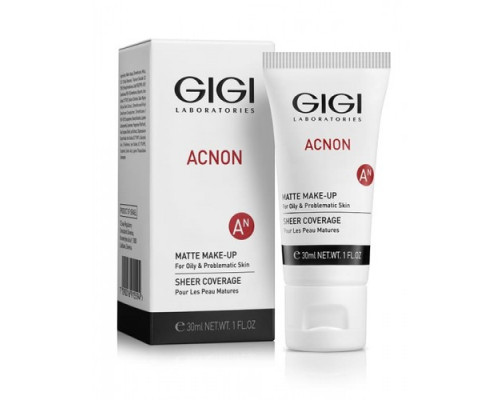 GIGI Acnon Matte Foundation Make Up 30ml