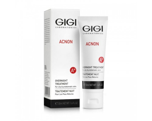 GIGI Acnon Overnight Treatment 50ml