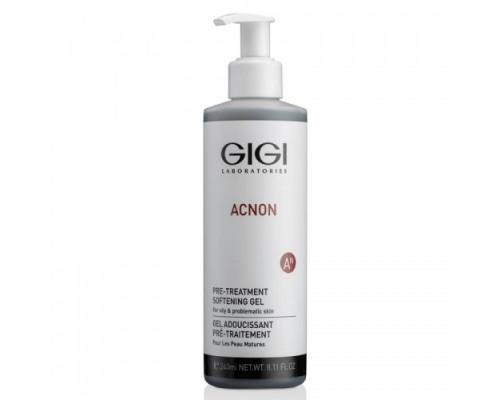 GIGI Acnon Pre-Treatment Softening Gel 250ml