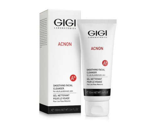 GIGI Acnon Smoothing Facial Cleanser 100ml