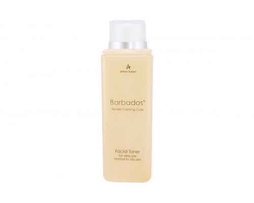 ANNA LOTAN Barbados Oily Problem Skin Toner 200ml