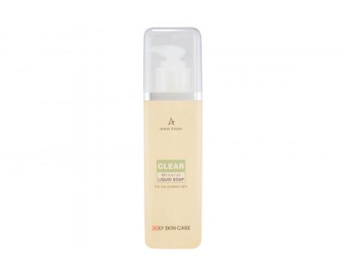 ANNA LOTAN Clear Mineral Hygienic Liquid Soap 200ml