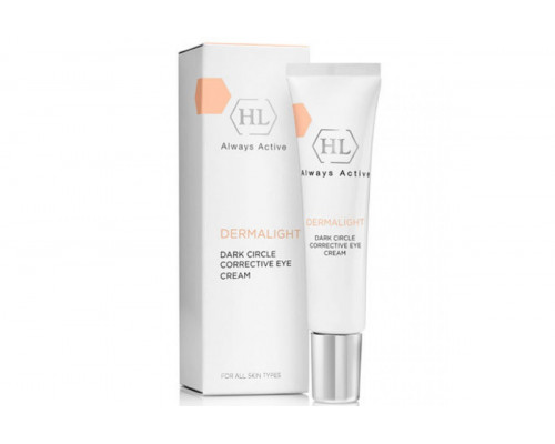 HOLY LAND DermaLight Dark Circle Corrective Eye Cream 15ml
