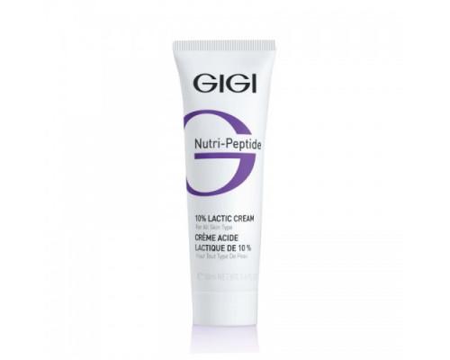 GIGI Nutri Peptide 10% Lactic Cream 50ml