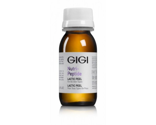 GIGI Nutri Peptide Lactic Peel 50ml