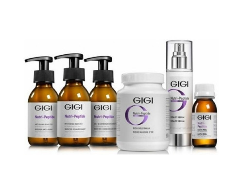 GIGI Nutri Peptide Professional Kit (6 Products)