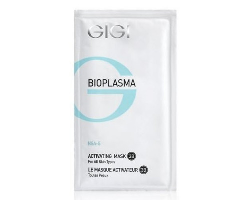 GIGI Bioplasma Activating Mask 3B 20mlx5