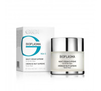 GIGI Bioplasma Night Cream Supreme 200ml