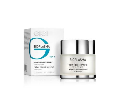 GIGI Bioplasma Night Cream Supreme 200ml