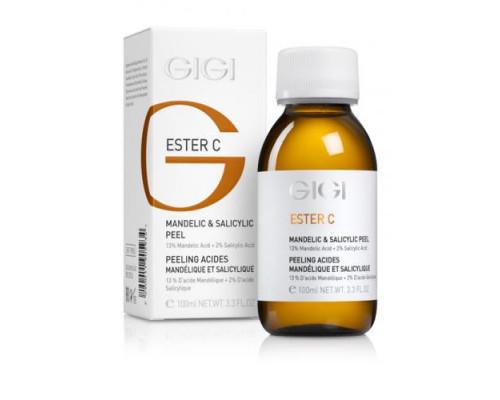 GIGI Ester C Mandelic & Salicylic Acid Peel 100ml