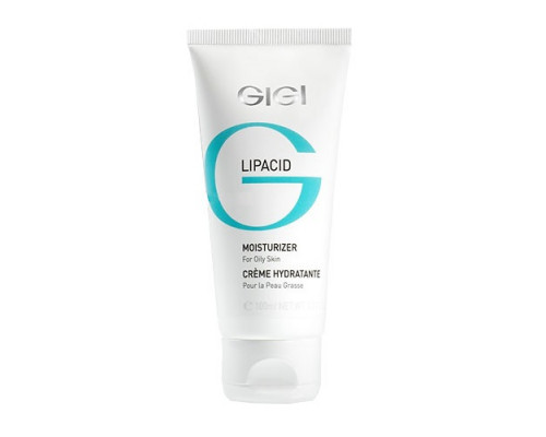 GIGI Lipacid Moisturizer for Oily Skin 100ml