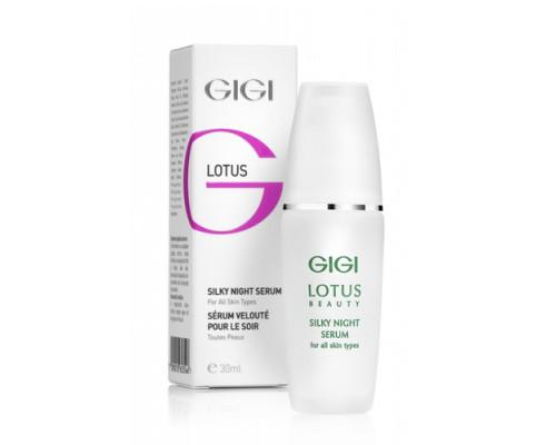 GIGI Lotus Beauty Silky Night Serum 120ml