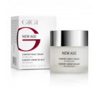 GIGI New Age Comfort Night Cream for Mature Skin 50ml