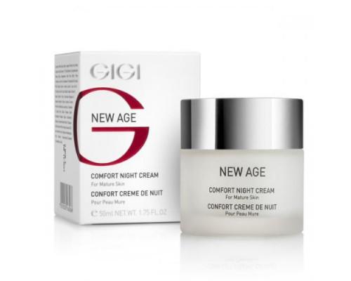 GIGI New Age Comfort Night Cream for Mature Skin 50ml