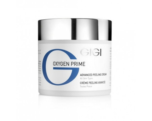 GIGI Oxygen Prime Advanced Peeling Cream 250ml