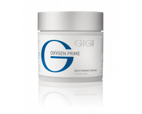 GIGI Oxygen Prime Neck Firming Cream 250ml
