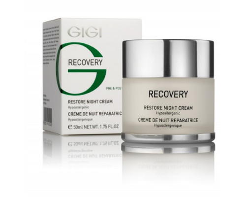 GIGI Recovery Restore Night Cream 50ml