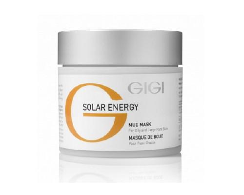 GIGI Solar Energy Mud Mask for Oily & Large Pore Skin 250ml