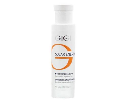 GIGI Solar Energy Mud Soapless Soap for Oily & Large Pore Skin 120ml
