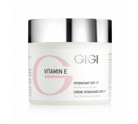 GIGI Vitamin E Hydratant SPF 17 for Normal to Dry Skin 250ml