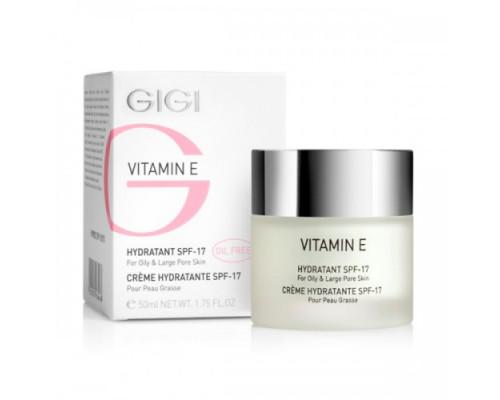 GIGI Vitamin E Hydratant SPF 17 for Oily Skin 250ml