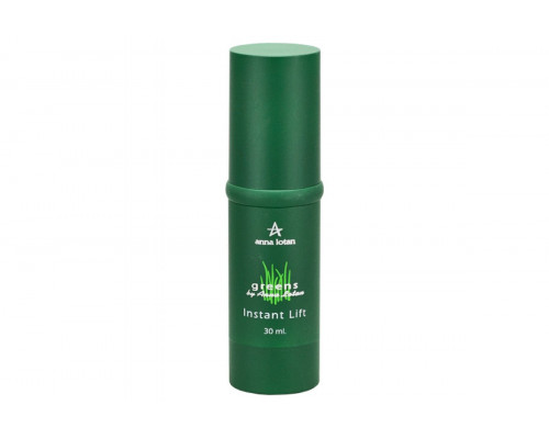 ANNA LOTAN Greens Instant Lift 100ml