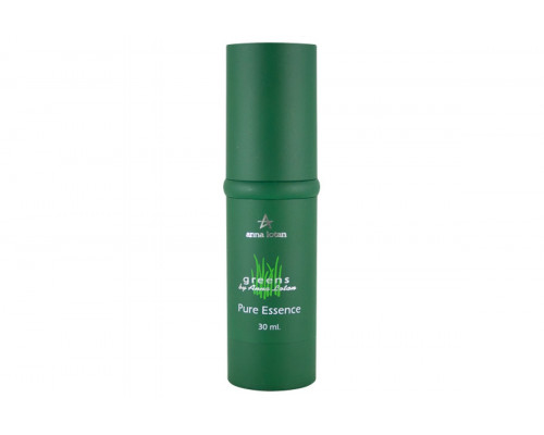 ANNA LOTAN Greens Pure Essence Skin Supplement 30ml